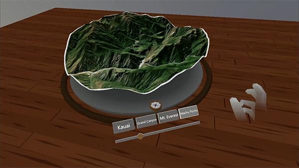 Bing Maps API and Terrain Sample